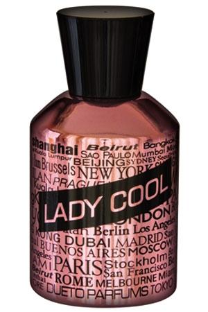 Dueto Parfums Lady Cool Eau De Parfum 100ml Spray 120