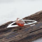 Unique Large Amber Pendant